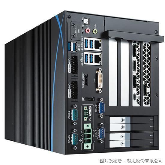 超恩RCX-1400FR PEG多GPU嵌入式系统