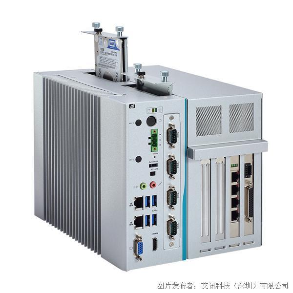 艾讯科技智能视觉检测系统IPS962-512-PoE
