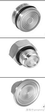 麦克 齐平膜压力传感器