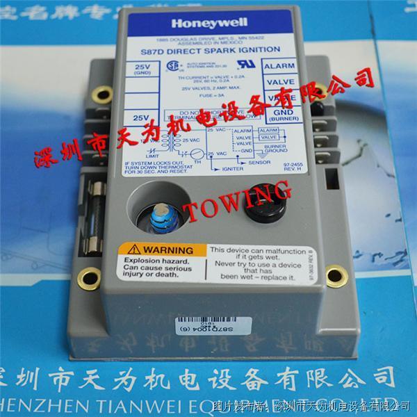 美国霍尼韦尔 S87D 1004光电开关