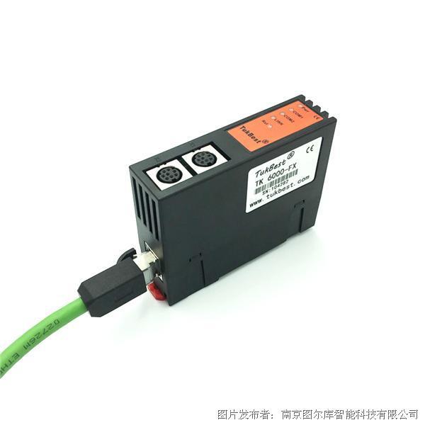 圖爾庫TK 6000-QPLC以太網通訊處理器