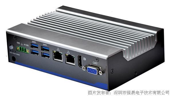 恒晟电子eBOX-3845嵌入式工控机