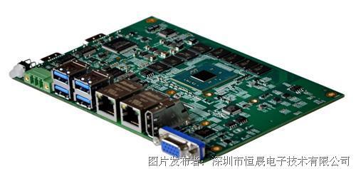 恒晟电子IPC-3845工业IPC主板
