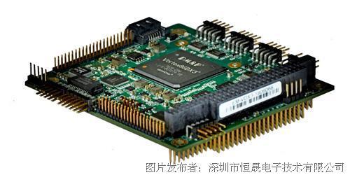 恒晟电子EM-VDX3 PC/104模块