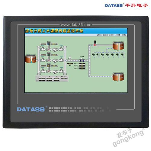 唐山平升 嵌入式一体化触摸屏、嵌入式工业互联网智能终端
