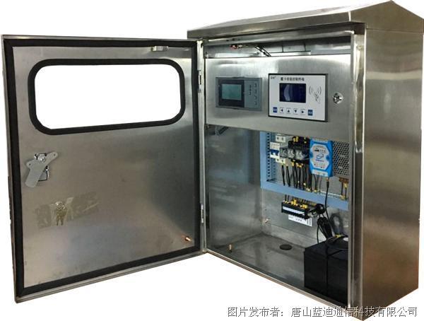 蓝迪通信 热力管线压力、温度在线监测设备及系统