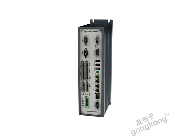 GNC系列嵌入式多轴网络运动控制器