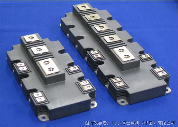 FUJI-富士电机 第7代X系列IGBT模块产品线