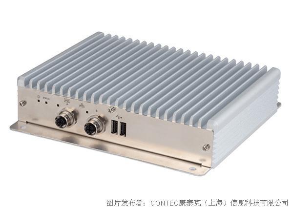 康泰克 盒式工控机的新系列BX-R100