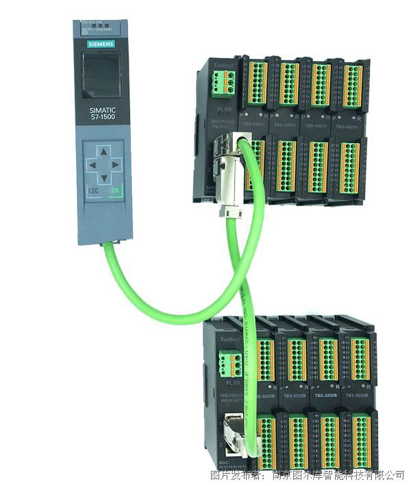 圖爾庫插片式IO PROFINET2A電源模塊TBS-P2000