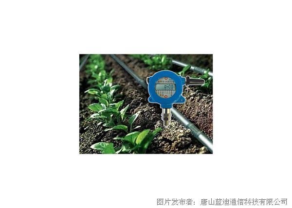 蓝迪通信 水肥一体微喷带沿程压力监测