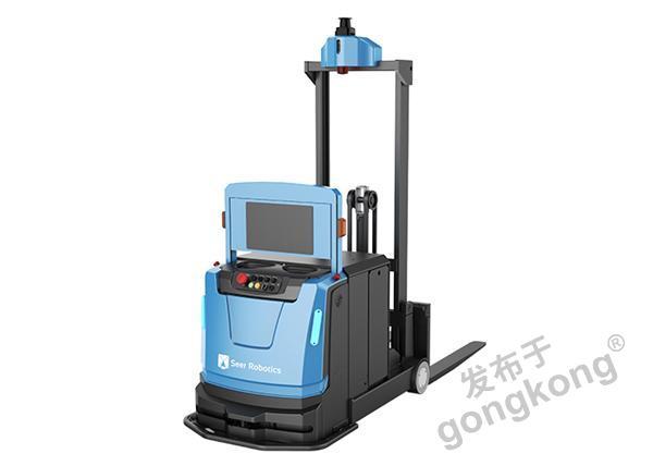 仙知机器人基于SRC的激光SLAM平衡重式自动叉车