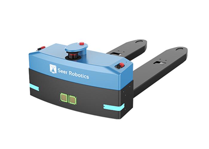 仙知机器人基于SRC的激光SLAM地面式自动叉车