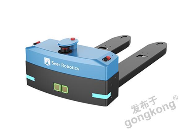 仙知機器人基于SRC的激光SLAM地面式自動叉車