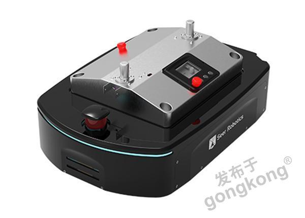 仙知机器人 基于AMB的潜伏牵引机器人