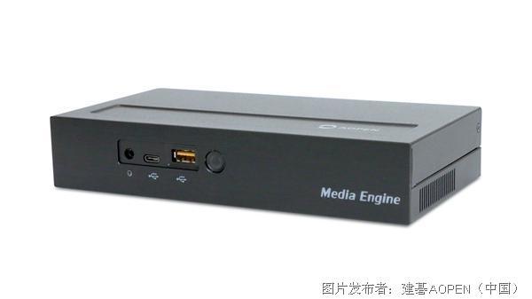 建碁4K播放能力播放器 ME57U
