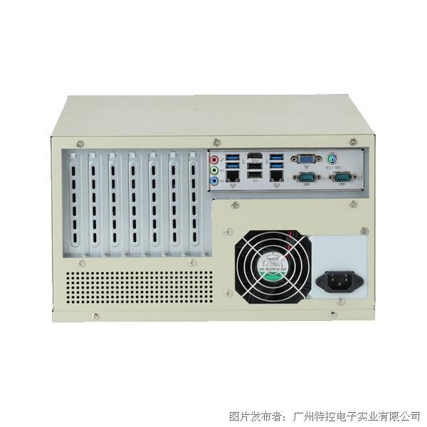特控 8槽壁挂式工控机IPC-608