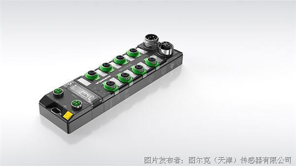 图尔克 IP67防护等级管理型以太网交换机
