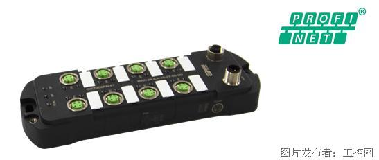吉诺科技IP67防护等级PROFINET协议专用交换机 GIE7308PN-8T