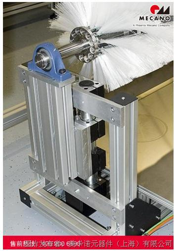 美卡諾 BLOCAN 型材系統設計