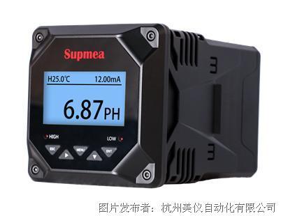 杭州美仪 pH6.0控制器