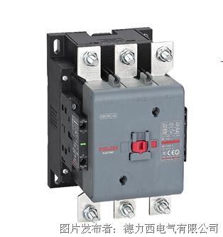 德力西电气全新CDC3D大电流接触器