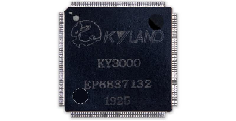 东土科技 KY3000现场总线SoC