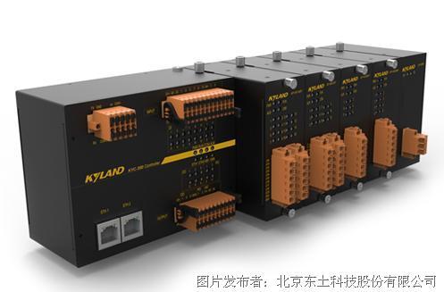 东土科技 KYC300 PLC控制器模块