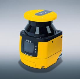 皮尔磁 PSENscan新版本安全激光扫描仪