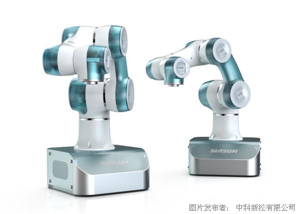 新松TCR桌面式協作機器人