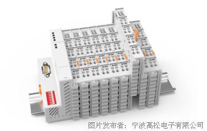 高松电子DF750系列分布式IO模组