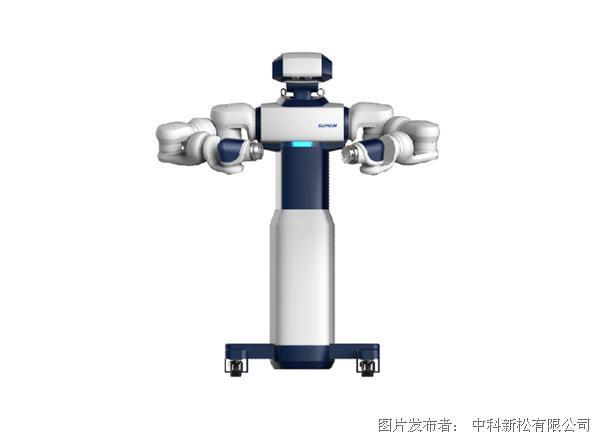新松DSCR5雙臂協作機器人