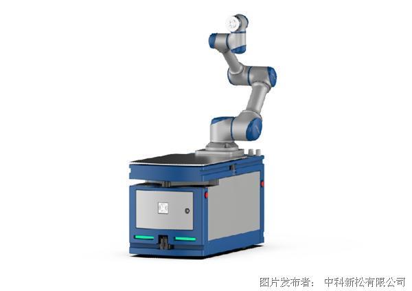 新松HCR20復合機器人