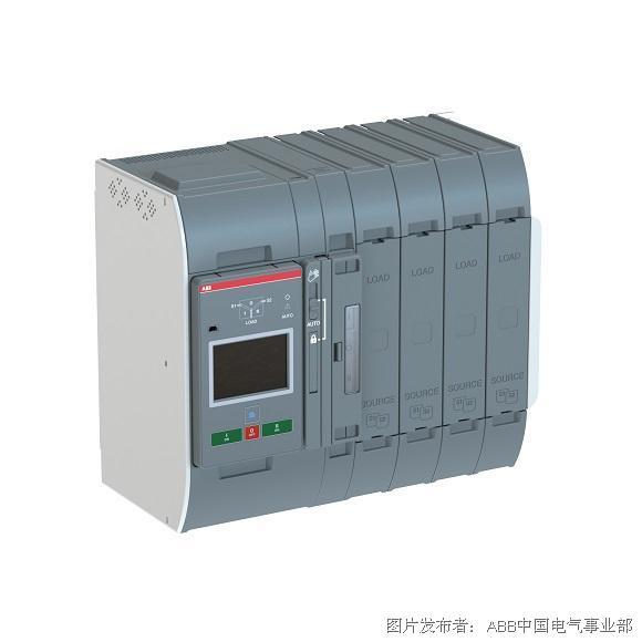 ABB电气 TruONE® 自动转换开关