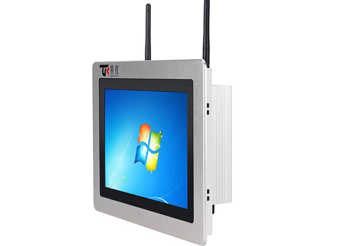 特控10.1寸电容触摸式模组化无风扇工业平板电脑PPC-HW1062HCT