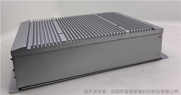 智微智能AIBOX-KBU无风扇低功耗智能制造工控机