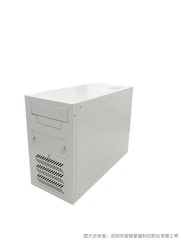 智微智能IPC-2033壁挂式智能制造工控机