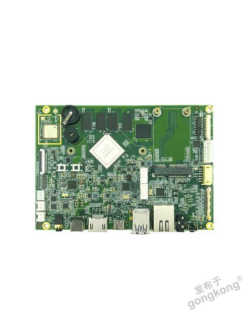 万创科技ARM-Rockchip单板计算机VT-SBC35-3399