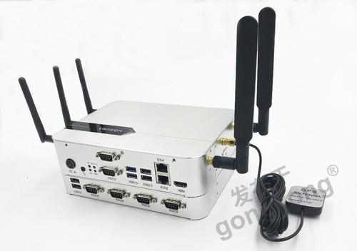 万创科技X86高性能网关VT-M2M-APL