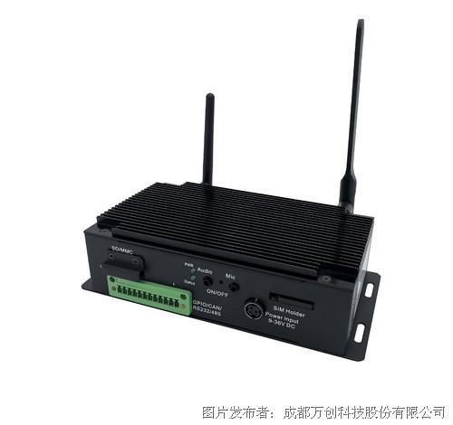 万创科技X86高性能网关VT-M2M-BTA-DE