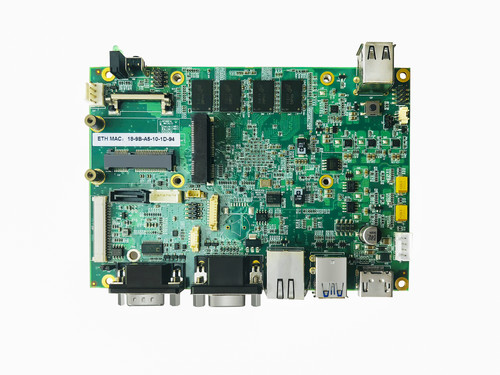 万创科技X86-3.5寸板工业单板计算机VT-SBC-BT35M
