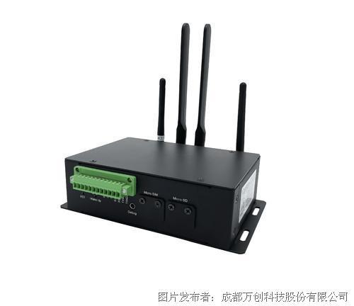 万创科技ARM架构低功耗网关VT-M2M-G335