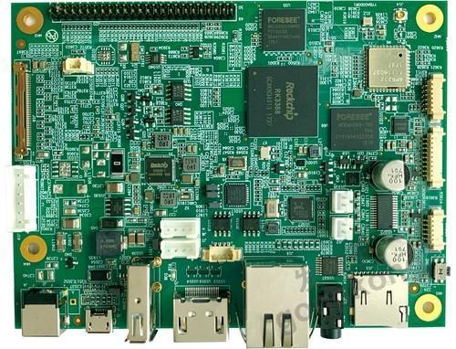 万创科技ARM-Rockchip单板计算机VT-SBC-RK68-MD