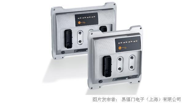 ifm 集标准与安全性于一体的控制器