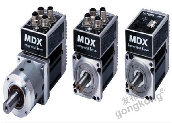 安浦鳴志 MDX系列集成式伺服電機