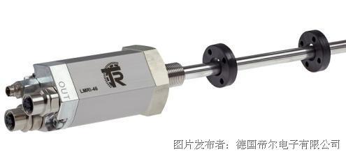 帝爾電子耐壓外管LMRI46系列直線位移傳感器