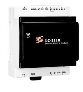 泓格LC-223H調光型燈具控制模塊