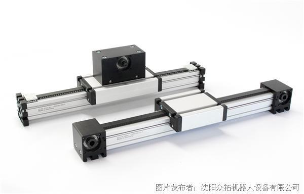 眾拓機器人 同步帶驅動直線模組