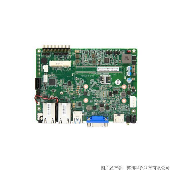 桦汉科技CEB-3853-W101 3.5寸主板