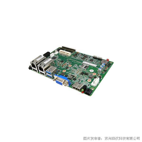 樺漢科技CEB-6X03-W101 3.5寸主板